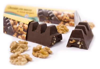 Barra de chocolate con Nueces - Murke