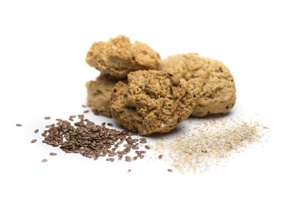Galletitas con Avena, Germen de trigo y Lino - Murke