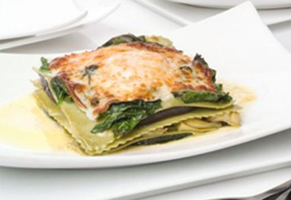 Lasagna de panqueques (4 pociones)  - Murke